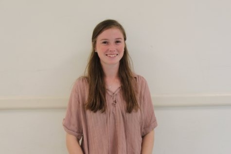 Ella Kitterman, Feature News Writing Editor