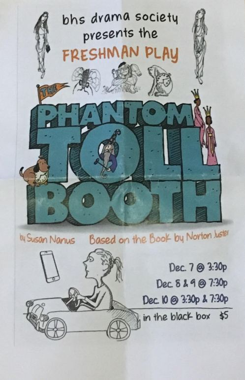 Even+the+program+of+%22The+Phantom+Tollbooth%22%2C+directed+by+Summer+Williams%2C+leaves+the+audience+with+a+sense+of+whimsy.+SARAH+GROUSTRA%2FSAGAMORE+STAFF