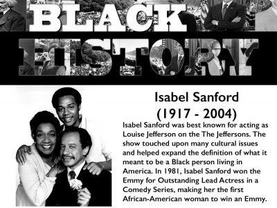 Black History Month: Isabel Sanford