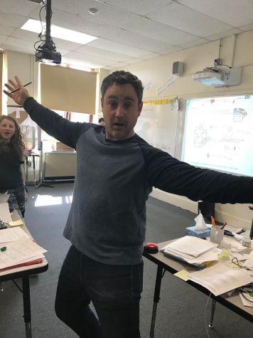 Driscoll Teacher Feature: Paul Coco
