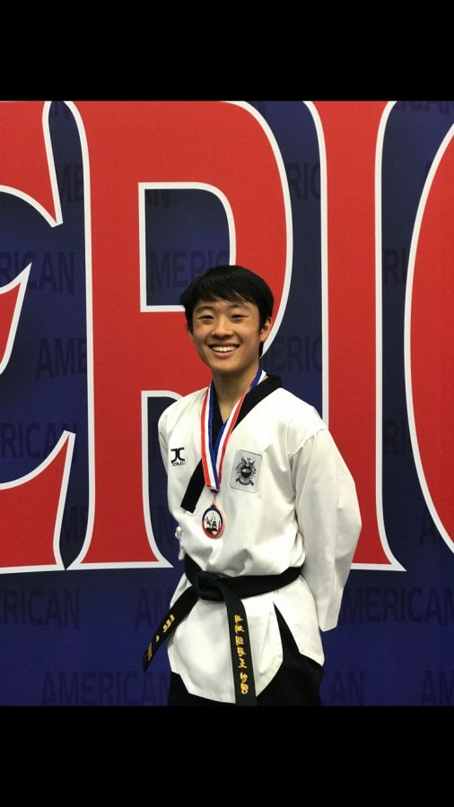 Suh+won+bronze+at+the+2018+NCTA+High+School+Championships+where+he+competed+in+poomsae.