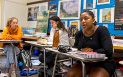The high school weighs benefits and risks of dual-leveled classes