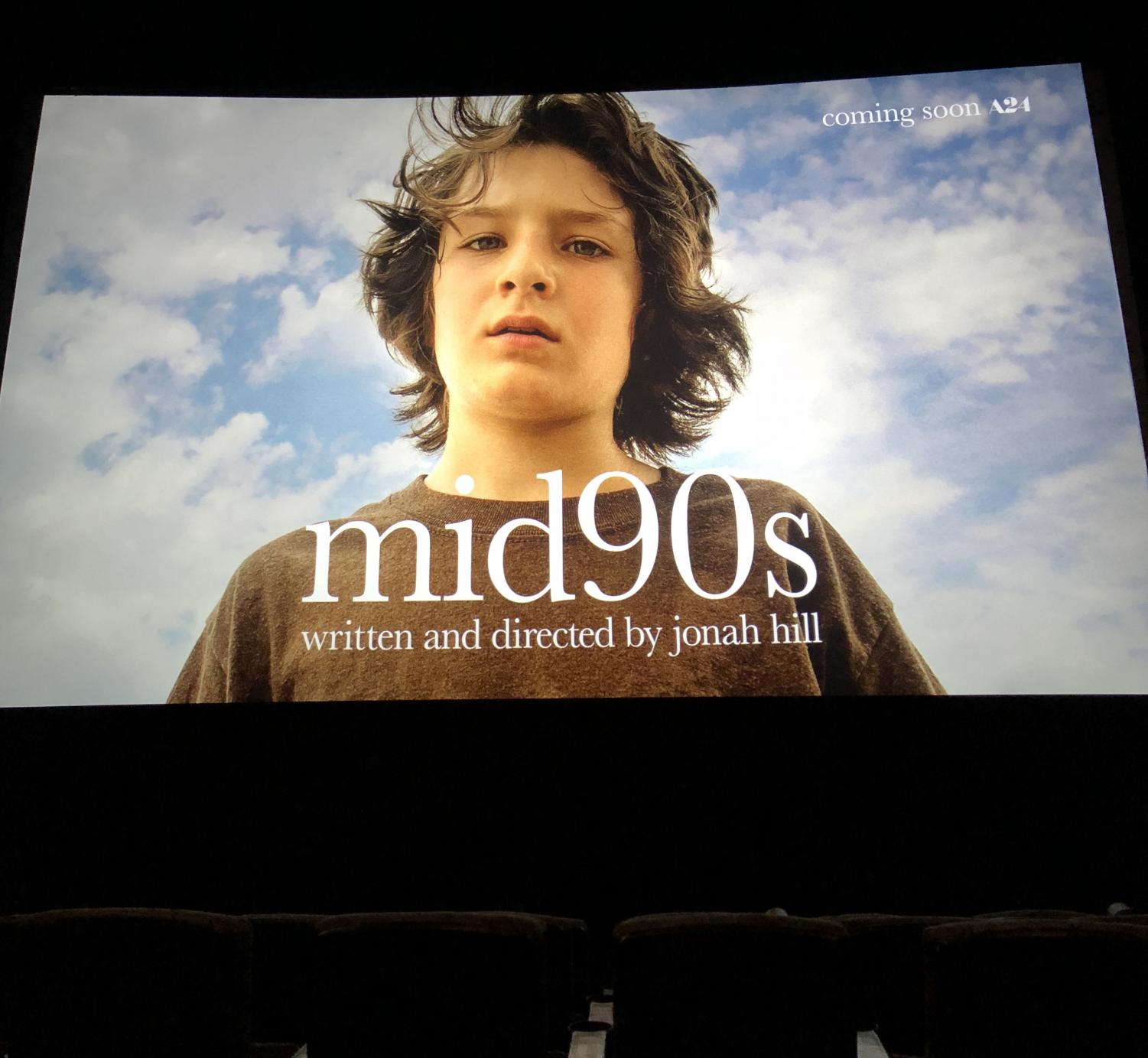 A Q and A following an Oct. 3 special screening of