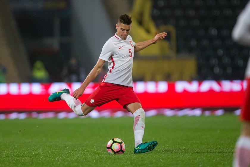 Mecz kadry U-21 Polska - Ukraina
