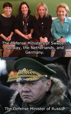 Ministers of Defense - small