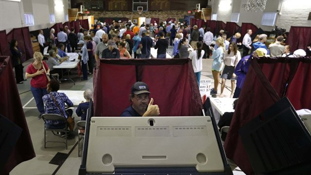 Voting in the USA 4