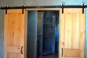 El Prado Addition - closet doors