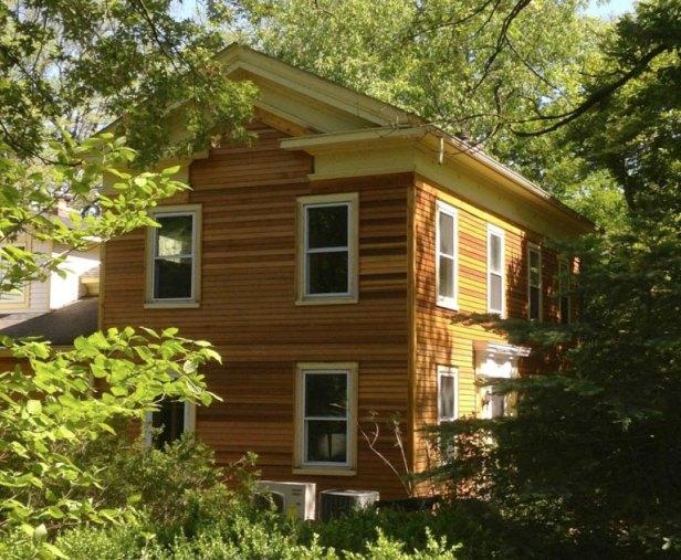 timberframe farmhouse