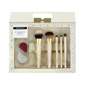 Eco tools beautifully bronzed brushes