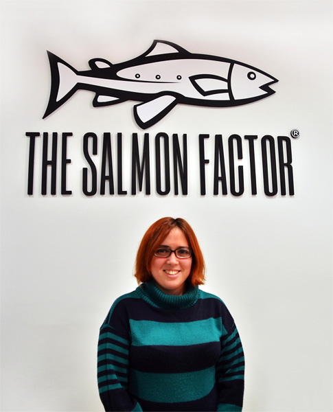 "Marina Montes, Social Media Manager de The Salmon Factor, destacada como bloguera más ""cañera"" de España"