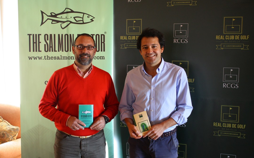 The Salmon Factor colabora con el Real Club de Golf de Sevilla patrocinando su TeeGuide