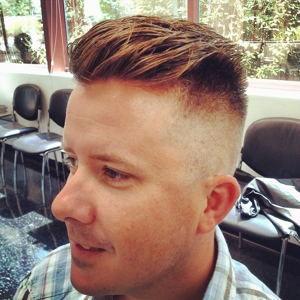 Men's Cut by Jeanell