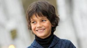 Frisuren für kleine Jungs - Prinz Eisenherz