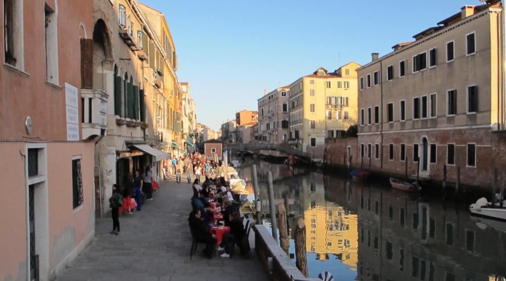 Venedig mit Kindern - Cannareggio