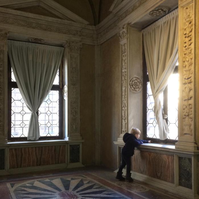 Venedig mit Kindern - Scuola