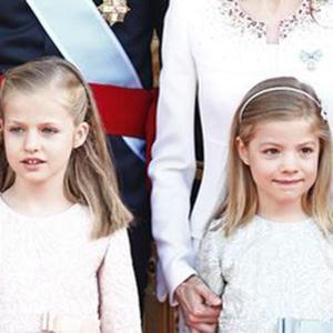 Haarschleifen - Leonor & Sofia
