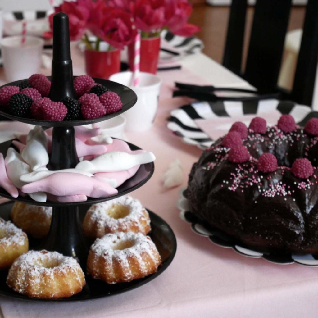 Katzenparty - Kuchen