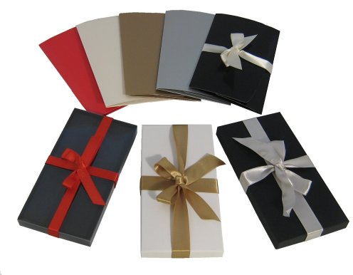 BoxMart's collection of gift voucher boxes and wallets