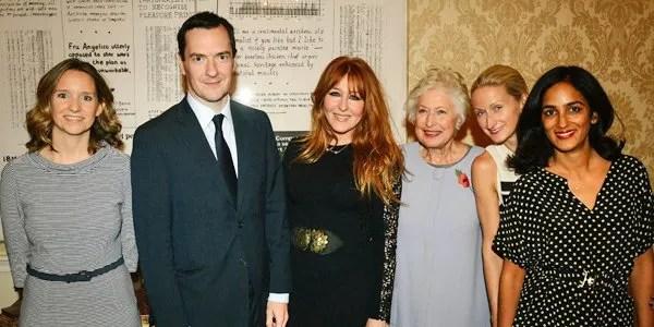 CEW(UK) Reception at No.11 Downing Street