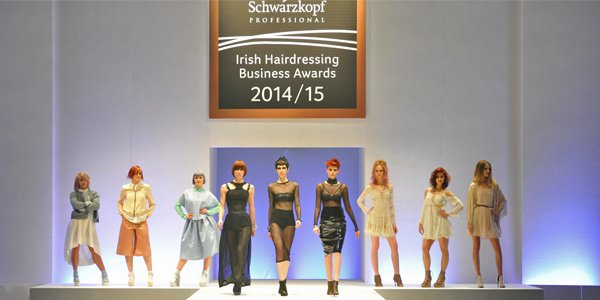 irish hairdressing business awards