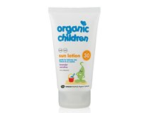 Green People Organic Children Scent Free Sun Lotion SPF 30