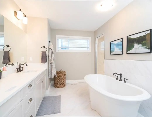 5 Budget Bathroom Renovation Hacks