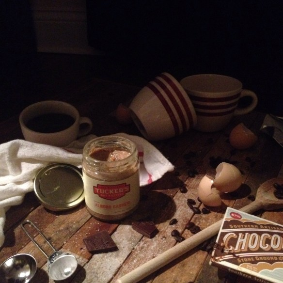 Peanut Butter Espresso Chocolate Chip Cookies