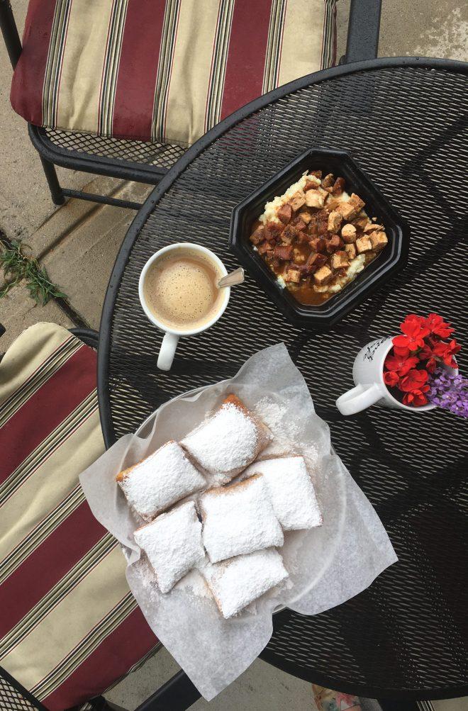 Beignet Cafe - Huntsville, Alabama