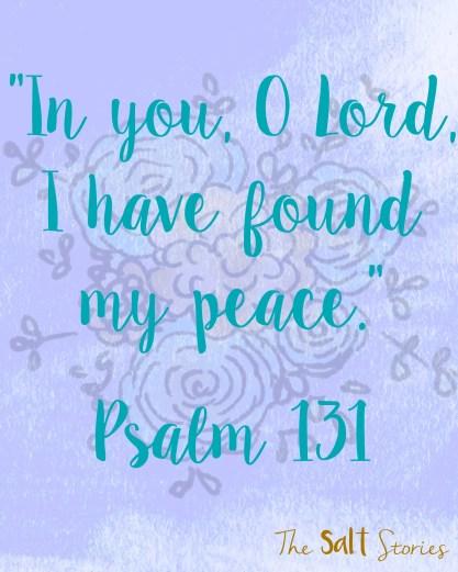 psalm-peace