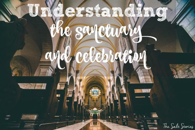 The Salt Stories: Understanding the sanctuary and celebration