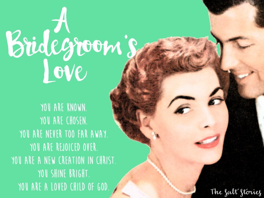 A Bridegroom's Love @ The Salt Stories