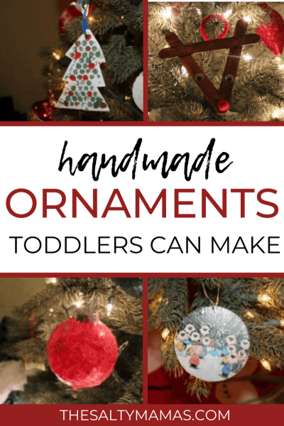 diy ornaments kids can make using craft supplies