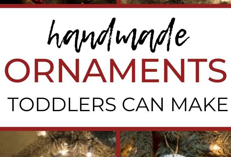 The Cutest Handmade Ornaments Kids Can Make