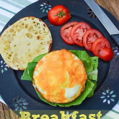 breakfast eggers – With a private chef, sorta.