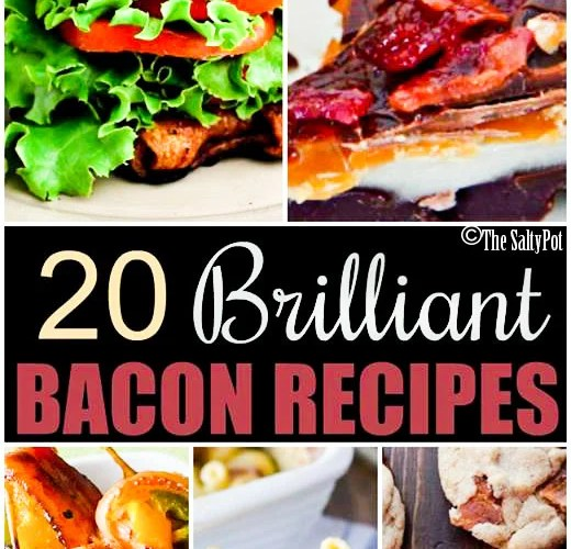 20 brilliant bacon recipes to make your mouth water