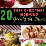 20 easy christmas morning breakfast recipes