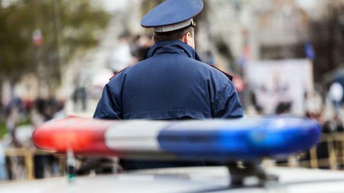 High Ranking Cop