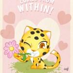 O amor verdadeiro vem de dentro! Feliz Dia dos Namorados