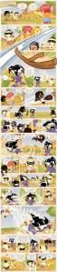 Um adversário misterioso - Samurai Boy