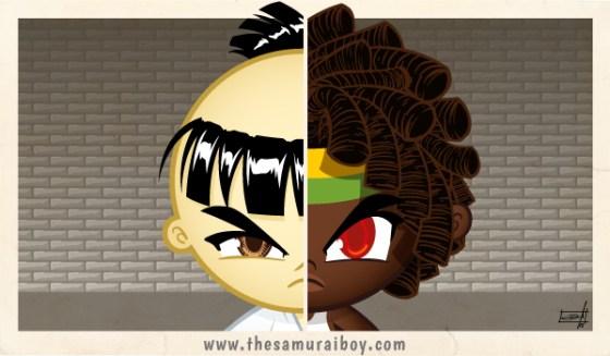 Friend or foe? - Samurai Boy