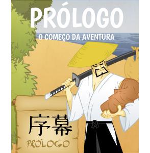 Samurai Boy - Prólogo: O Caminho de um Samurai