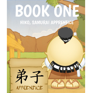 Samurai Boy - Book one: Apprentice