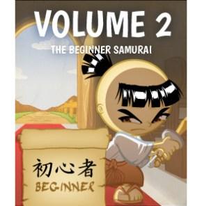 Samurai Boy - Book two: Beginner