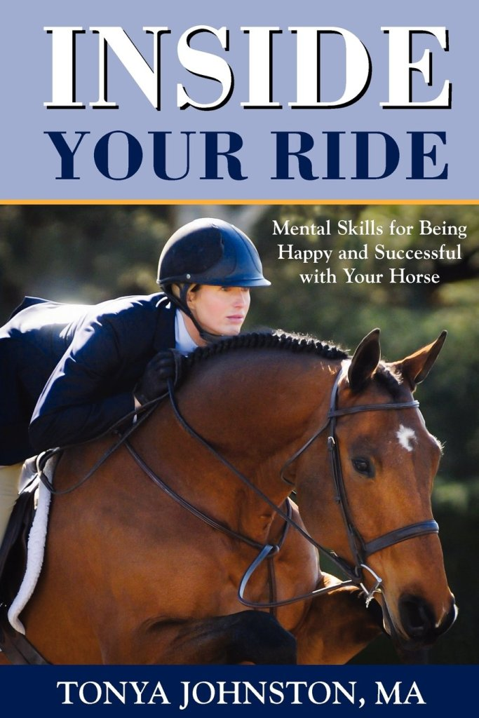 Tonya Johnston Mental Skills coach - Inside your ride