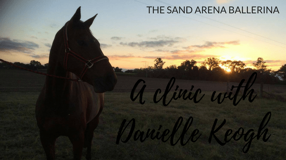 A clinic with Danielle Keogh