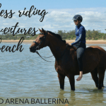 Bridleless riding and adventures on the beach