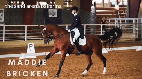Maddie Bricken – Featured Rider