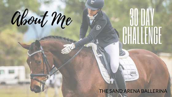 About Me – 30 day Challenge
