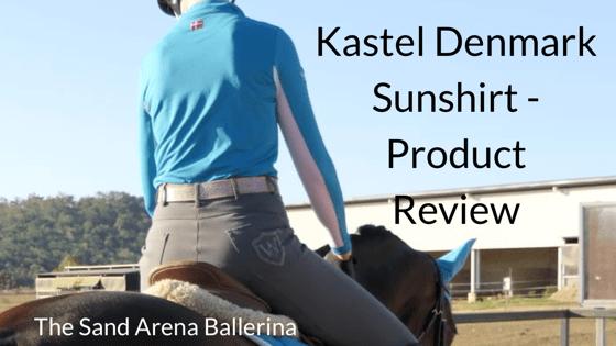 Kastel Denmark Sunshirt Product Review