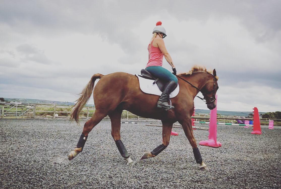 Q&A with Zoe Boyd 'That Sassy Rider'
